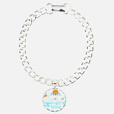 MOM WOW Reflection ducklings Bracelet