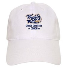 Cross Country Coach Gift Baseball Cap