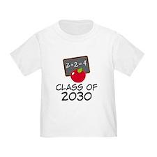 School Class of 2030 Apple T