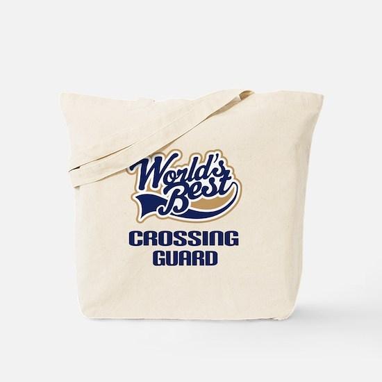 Crossing Guard Gift Tote Bag