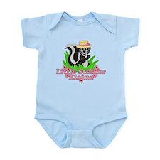 Little Stinker Elaine Infant Bodysuit