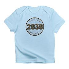 Blue Stars Class of 2030 Infant T-Shirt