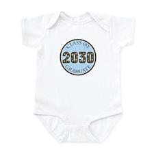Blue Stars Class of 2030 Infant Bodysuit