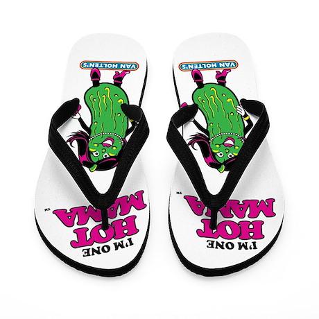 Hot Mama Flip Flops