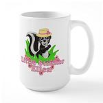 Little Stinker Ellen Large Mug