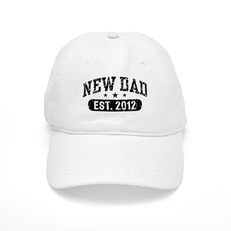 New Dad Est. 2012 Cap