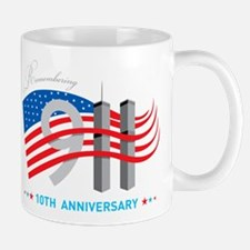 911 - 10th Anniversary Mug