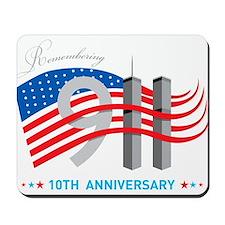 911 - 10th Anniversary Mousepad