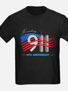 911 - 10th Anniversary T