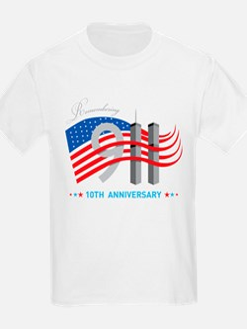 911 - 10th Anniversary T-Shirt
