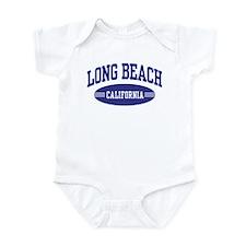 Long Beach California Infant Bodysuit