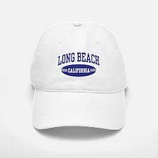 Long Beach California Baseball Baseball Cap