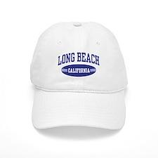 Long Beach California Baseball Cap