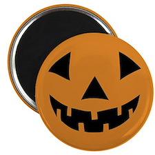 Jack-o-lantern Pumpkin Magnet