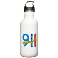 911 - 10th Anniversary Stainless Water Bottle 1.0L
