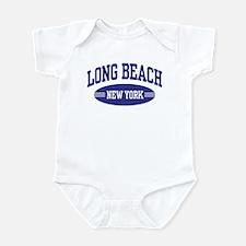 Long Beach New York Infant Bodysuit