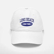 Long Beach New York Baseball Baseball Cap
