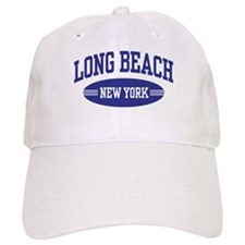 Long Beach New York Baseball Cap