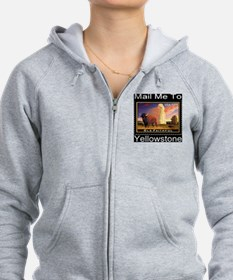 Mail Me To Yellowstone Sweatshirt