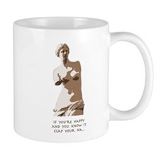 If You're Happy, Venus Mug