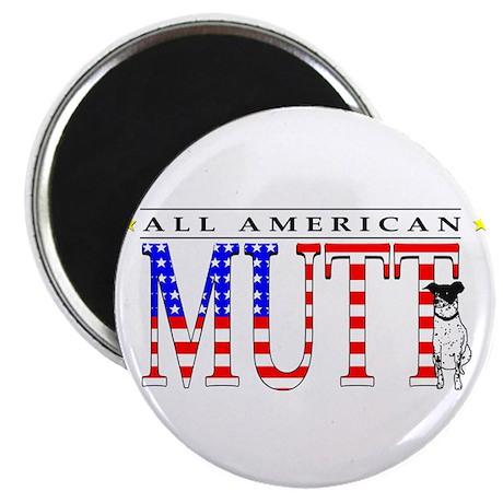 All American Mutt Magnet