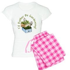 I'd Rather Be Gardening Pajamas