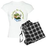 I'd Rather Be Gardening Women's Light Pajamas