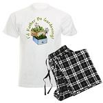I'd Rather Be Gardening Men's Light Pajamas