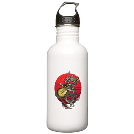 dragon LesPaul Stainless Water Bottle 1.0L