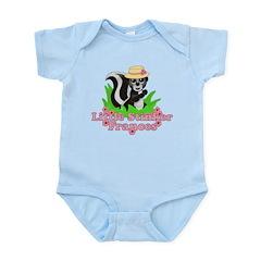 Little Stinker Frances Infant Bodysuit