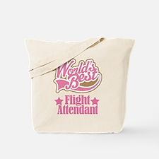 Flight Attendant Gift Tote Bag