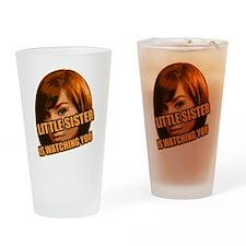 Little Sister Drinking Glass