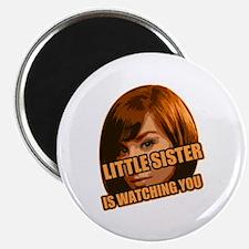 """Little Sister 2.25"""" Magnet (100 pack)"""