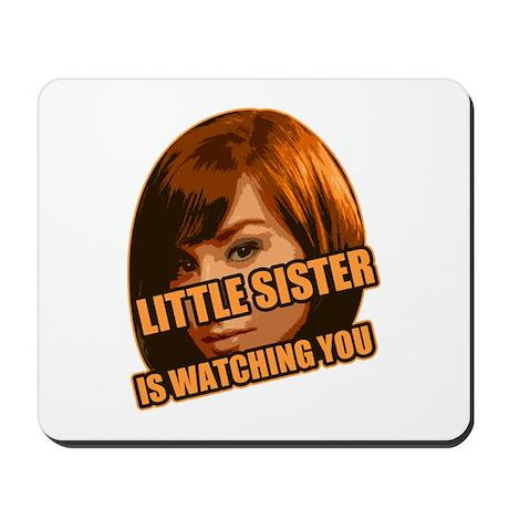 Little Sister Mousepad