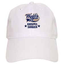 Gospel Singer Gift Baseball Cap