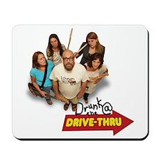 D@DT Album Mousepad