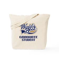 Graduate Student Gift Tote Bag