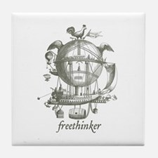 Freethinker Tile Coaster