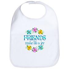 Friendship Joy Bib