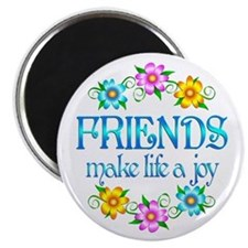 Friendship Joy Magnet