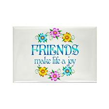 Friendship Joy Rectangle Magnet (100 pack)