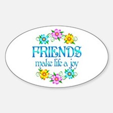 Friendship Joy Decal