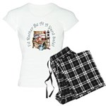 I'd Rather Be At A Yard Sale! Women's Light Pajama