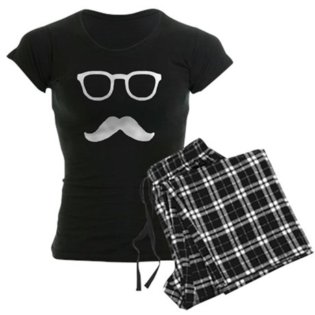 'Cool Dude' Women's Dark Pajamas