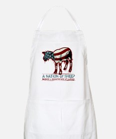 A Nation of Sheep Apron