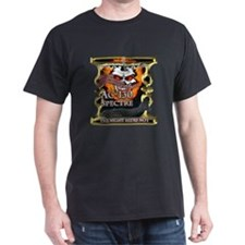 USAF AC-130 Spectre Flaming S T-Shirt