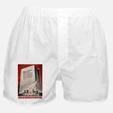 """Books cannot be killed by fi Boxer Shorts"