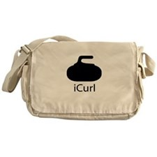iCurl Messenger Bag