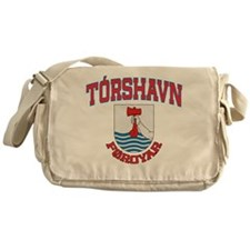 Torshavn Shield Messenger Bag