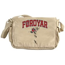 Faroe Islands Messenger Bag